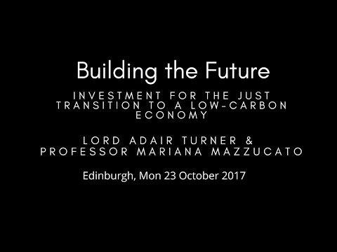 Building the Future - Scottish National Investment Bank