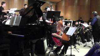 """JHS Jazz Band plays """"For Lena and Lennie"""" at the 2012 Spring Concert"""