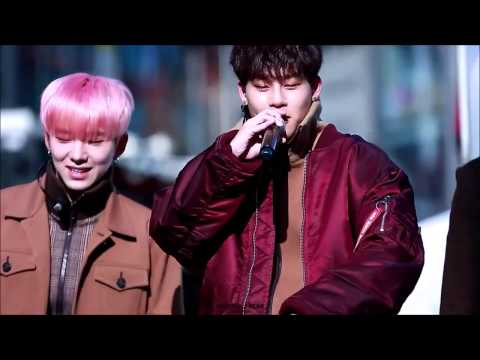 MONSTA X's Jooheon singing compilation (part 2)