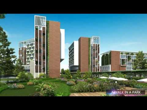 Building design animation of Pakistan Kidney and Liver Institute and Research Center (Trust),