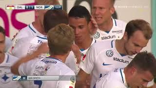 Dalkurd FF - IFK Norrköping Omg 22 2018-09-22
