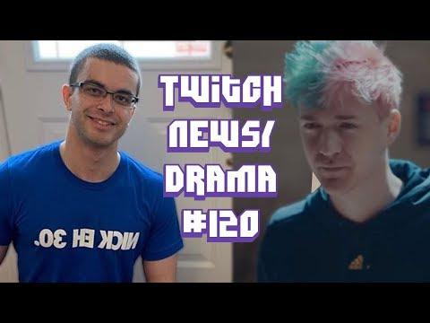 Twitch Drama/News #120 (Ninja X Adidas, Nick Eh 30 Moves To Twitch, Worlds First Level 60 WOW)