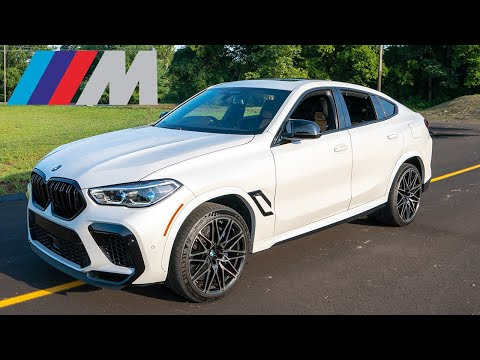 2020 BMW X6M Competition [FIRST DRIVE & FULL REVIEW]