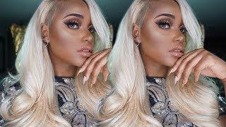 Brown Girls Cant Wear What??? | Platinum, Silver Hair on Brown Skin/ WOC | Ywigs | SuperNova Hair