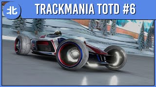 First Row of the Egg Carton | Trackmania TOTD (July 24th, 2020)