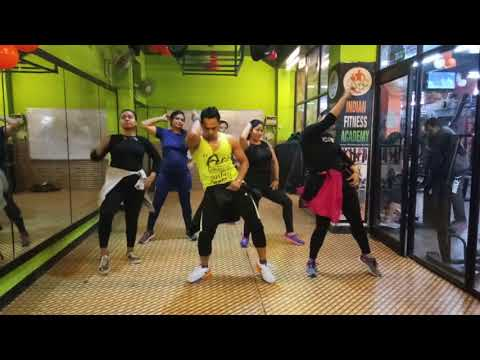 Mere Rashke Qamar | Baadshaho | Ajay Devgan |Fitness Dance/ Bollatino