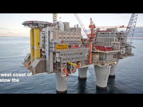 World's Biggest Oil Rigs 2018