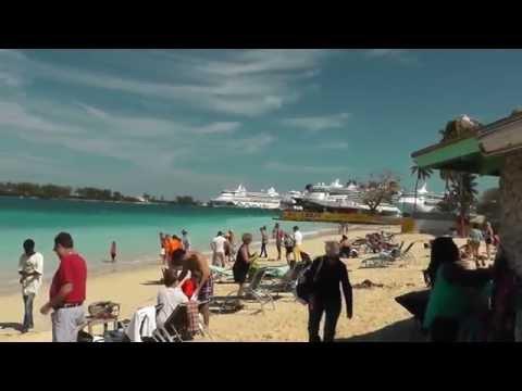 AIDA Karibik 16 - AIDAvita - Part 6 - Nassau, Bahamas
