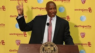 USC New Athletic Director Lynn Swann 2016 - fi360 News