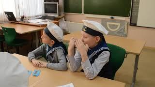 Фрагмент групповой работы на уроках в начальной школе