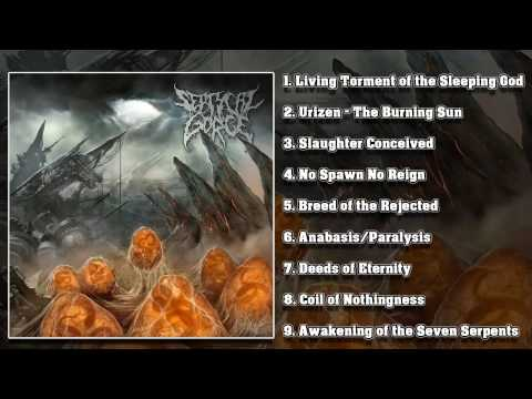 Septycal Gorge - Scourge of The Formless Breed (FULL ALBUM 2014/HD)