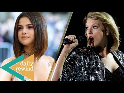 Selena Gomez Keeping Tabs on The Weeknd, Taylor Swift Drops New Album  DR