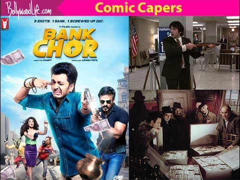 Bank Chor: 5 Hollywood comic capers you need to watch before Riteish Deshmukh's screwball comedy