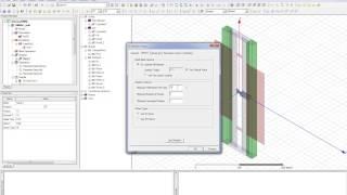 Видеоурок CADFEM VL1425 - Моделирование ненаправленной антенной системы в ANSYS HFSS и Designer ч.1