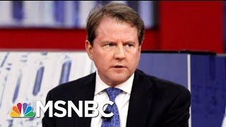 'Presidents Are Not Kings': Judge Rules Former White House Counsel To Testify - Day That Was | MSNBC