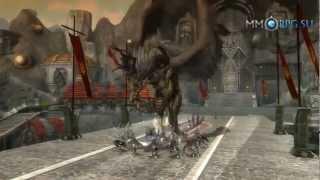 Бесплатная MMORPG World of Dragons: обзор игры