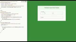Style login form input 3D html css - Coder VN