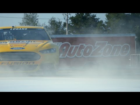 One Minute of Donuts with Joey Logano