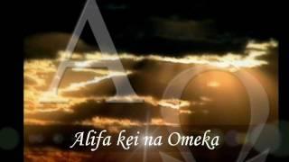 Raqio Ministry.Talei Cecere with lyrics