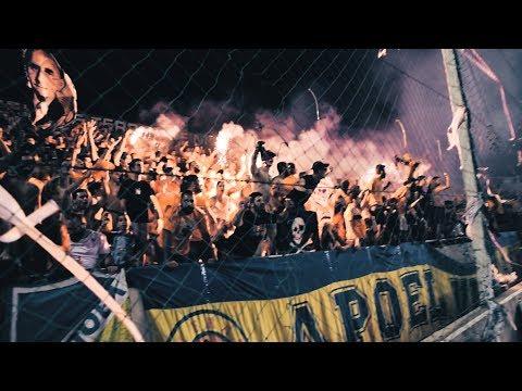 What happens when APOEL scores a goal?!