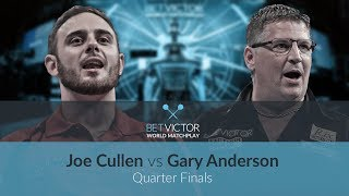 Joe Cullen v Gary Anderson - Preview & Betting Tips with Chris Mason | Darts 🎯