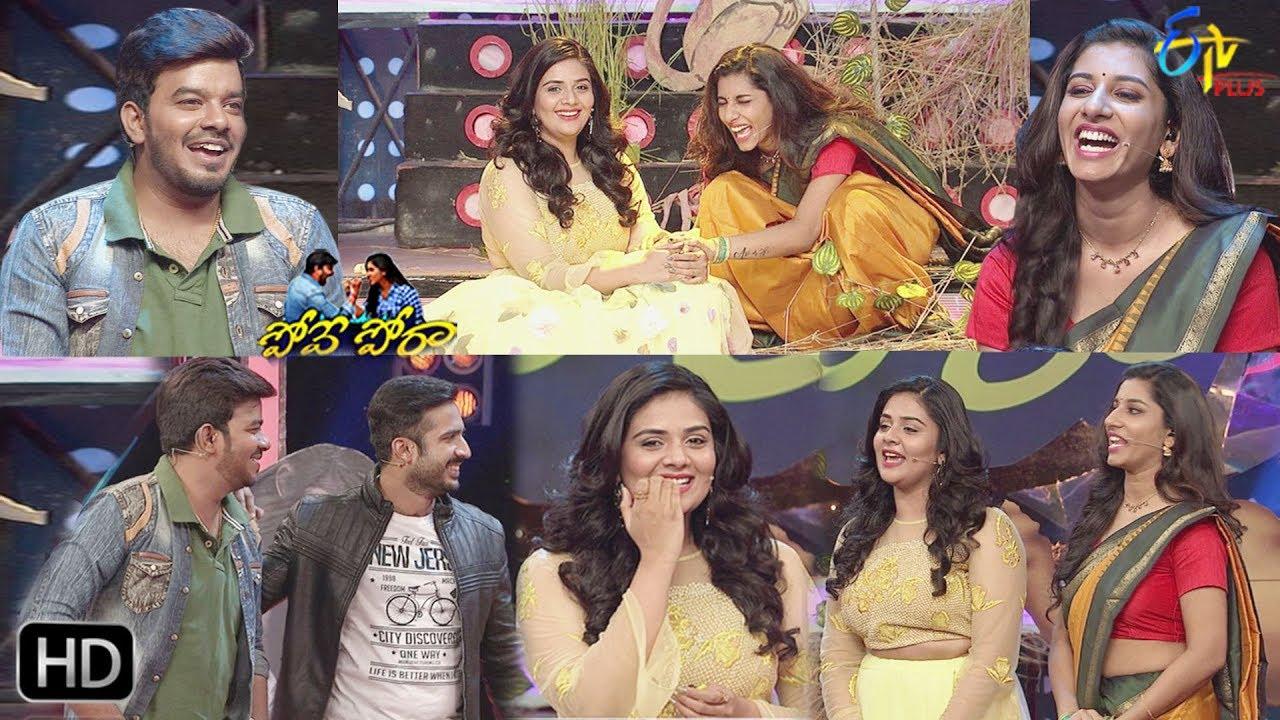 Pove Pora   Ravi & Sri Mukhi   23rd March 2019     Full Episode 88   ETV Plus
