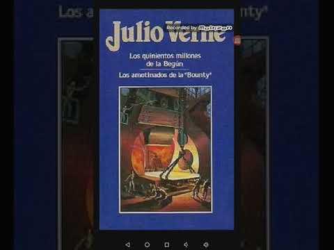 Toda La Novela Los Quinientos Millones De La Begún De Julio Verne (con Loquendo)