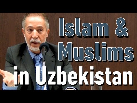A talk on the Muslims in Uzbekistan by Dr. Mohammad Malkawi | Hizb ut Tahrir Nederland