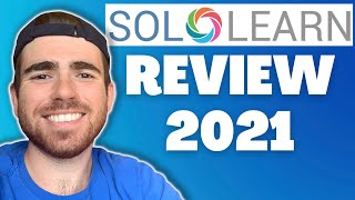 Sololearn Is A GREAT FREE Resource To Learn To Code! Sololearn Review 2021 screenshot 1