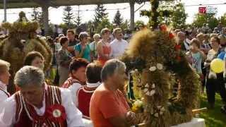 Świętokrzyskie Dożynki Wojewódzkie 2014 w Busku - Zdroju