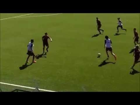Marco Matranga  under 15 GiovanNazionali Trapani Calcio