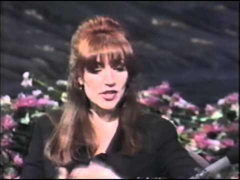 Katey Sagal - Tonight Show with Jay Leno (1993)
