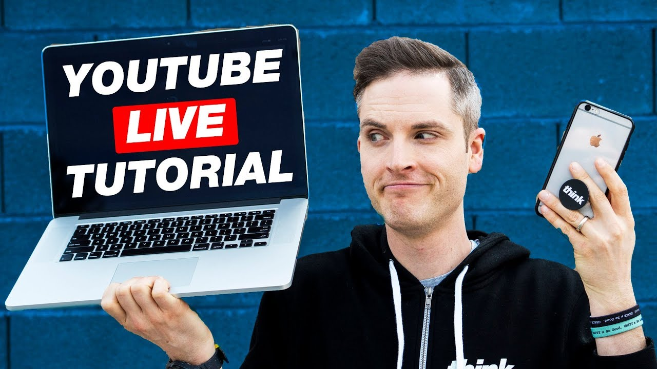 How To Go Live On Youtube With A Computer Or Smartphone 4 Ways Youtube