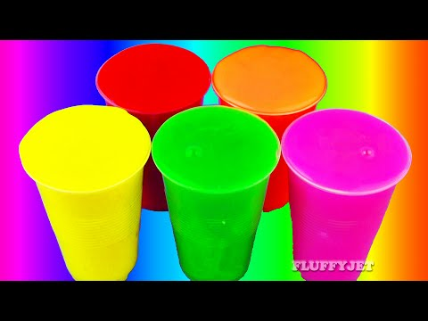 Learn Colours for Kids with Slime Fun Learning for Children Toddlers & Babies Play & Learn