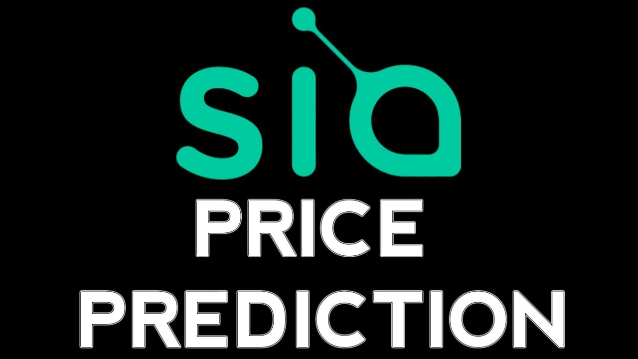 Siacoin Price Prediction, Analysis and Forecast (2017-2022)