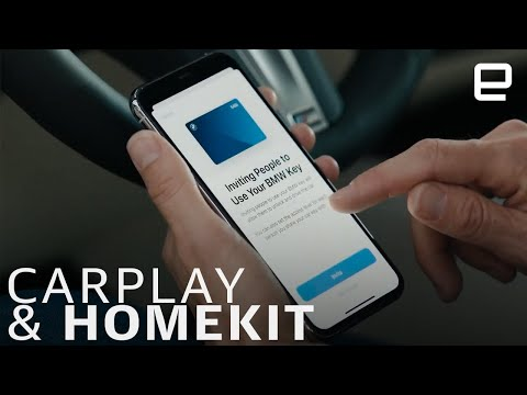 Apple WWDC 2020: CarPlay and HomeKit in under 2 minutes