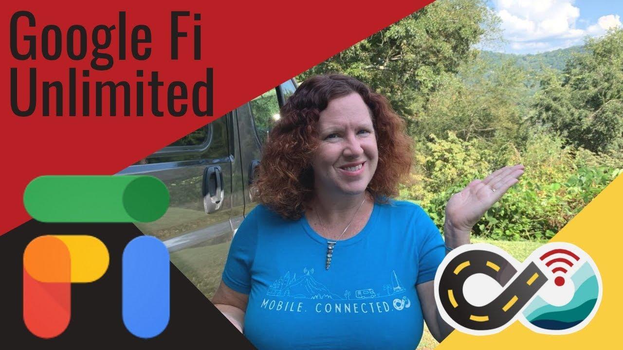 Google Fi gets an unlimited plan