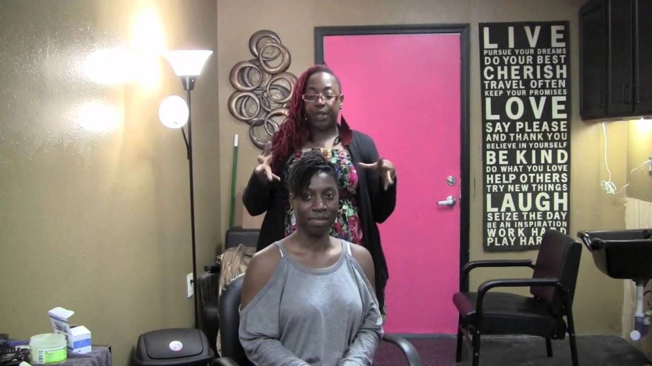 4c natural hair updo by stylist april b youtube solutioingenieria Choice Image