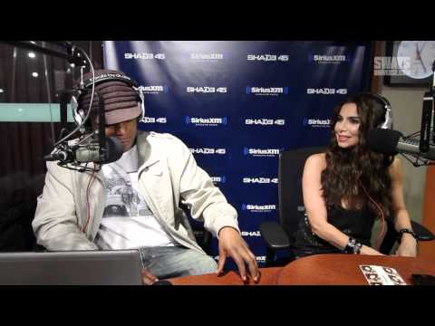 Roselyn Sanchez Speaks on Being Hit on by Rappers & Actors + Autographs a Photo for Sway
