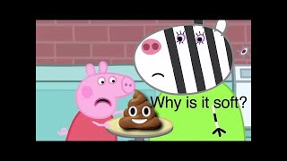 i edited a Peppa Pig episode because its fun