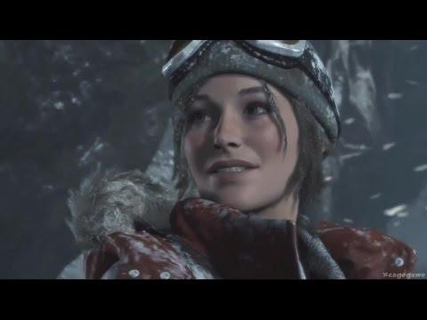 Демо Rise of the Tomb Raider на Xbox One работает в 1080p, новые подробности игры