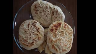 Ekmek Tarifi | Evde Ekmek Yapımı | Bazlama Tarifi | Ekmek Nasıl Yapılır?