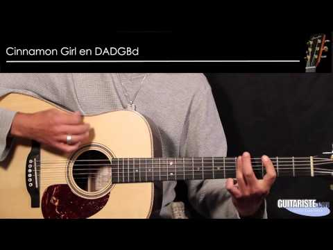 Open Tunning - DADGBd - Double dropped D