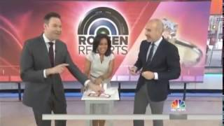 Bianca Jewelers - What is moissanite? (The TODAY Show)
