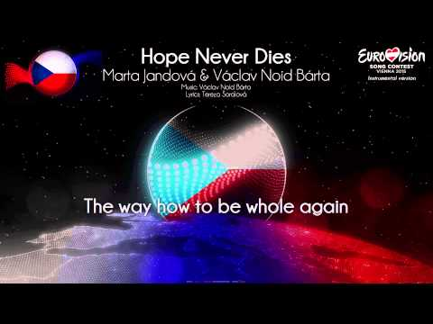 "Marta Jandová and Václav Noid Bárta - ""Hope Never Dies"" (Czech Republic) - [Instrumental version]"