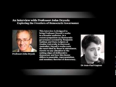 An Interview with Professor John Dryzek.wmv