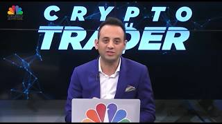 DigiByte on CNBC CryptoTrader - Jared Tate Interview 2018