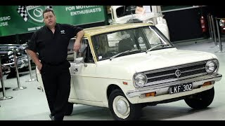 Datsun 1200 - Shannons Club TV -  Episode 8