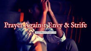Prayer Against Envy and Strife