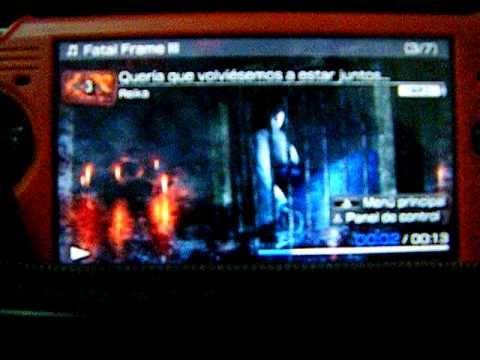 Tema PSP CTF fatal frame v2.5!!! - YouTube
